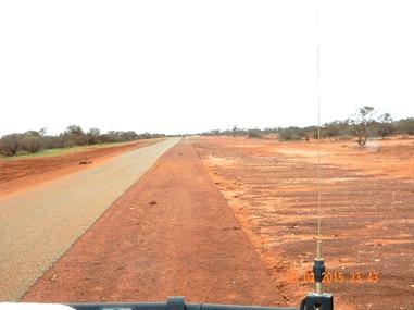 PolyCom Stabilising Aid Gascoyne WA Betta Roads